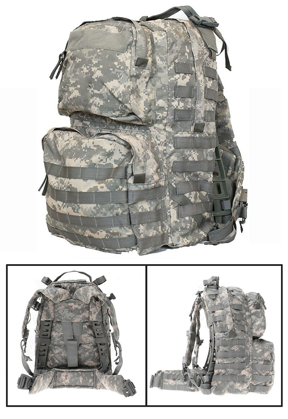 1/16 U.S. Military assault backpack(图4)